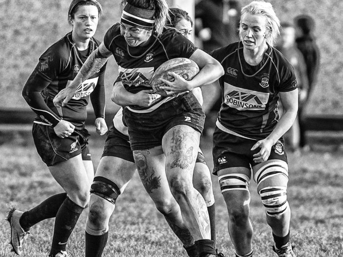 Stewartry Sirens v Heriot Blues Women